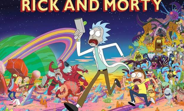 Rick and Morty : la saison 3 le 30 juillet !