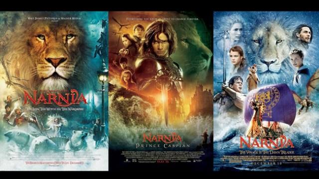 Narnia All Movies