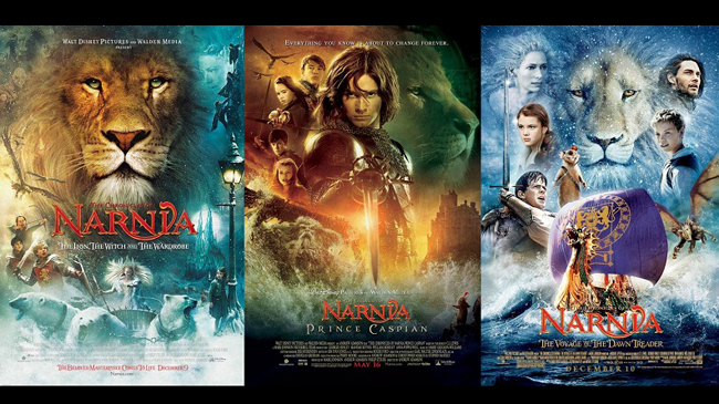 narnia - Netflix reprend Narnia Narnia All Movies
