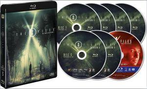 x-files - Détails et visuels des coffrets blu-ray X-Files à travers le monde XF Bluray jap s5