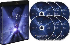 x-files - Détails et visuels des coffrets blu-ray X-Files à travers le monde XF Bluray jap s8