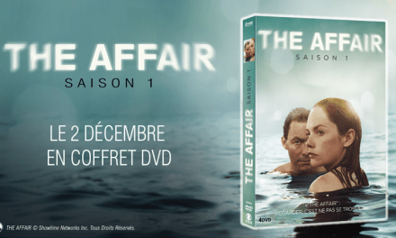 The AFFAIR en DVD le 2 décembre