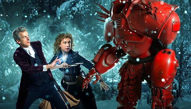 Doctor Who : The Husbands of River Song