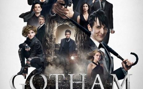 gotham - Gotham : Dangereusement vôtre