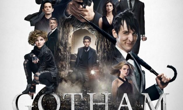 Gotham : passion, création, et adaptation