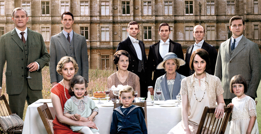 itv - Un dernier Noël à Downton Abbey