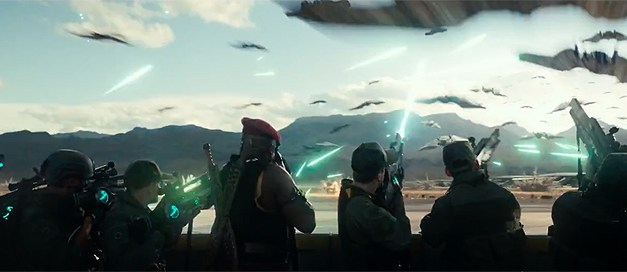 INDEPENDENCE DAY 2 : la bande-annonce bluffante