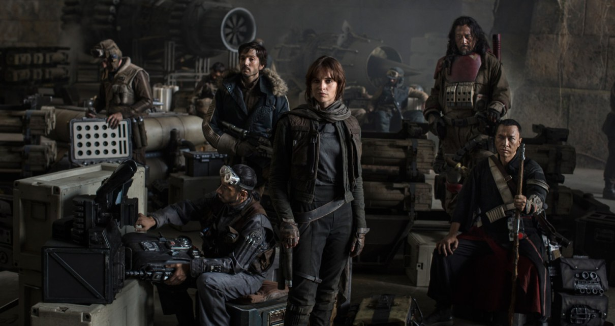 star wars - Star Wars Rogue One : nouvelle bande-annonce ROGUE ONE