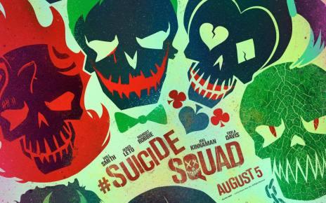 david ayer - Suicide Squad offre le plein d'images Suicide Squad poster 2