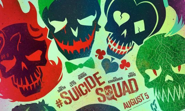 Suicide Squad offre le plein d'images