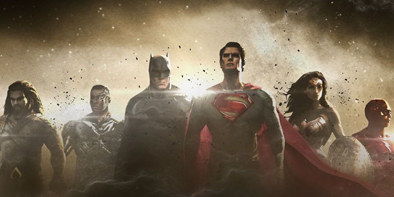 JUSTICE LEAGUE : Aquaman, Flash, Cyborg et Wonder Woman en action
