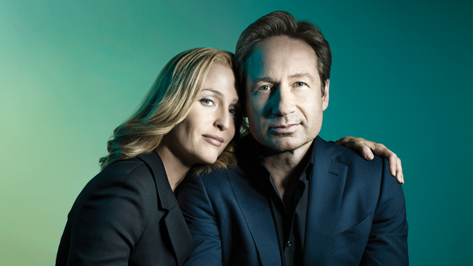 x-files - Comment et pourquoi réussir le retour de X-Files ? Et inversement the x files variety cover story