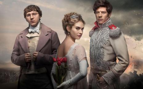 BBC - War and Peace - Le glamour russe à l'anglaise war and peace 0