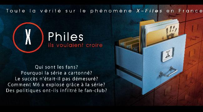 fan studies - X-PHILES : ils voulaient croire, le documentaire sur le phénomène X-Files en France Imaghghghge2