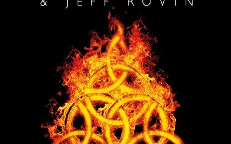 earthend - Visions de feu, le roman de Gillian Anderson alias Dana Scully ! Visions de feu