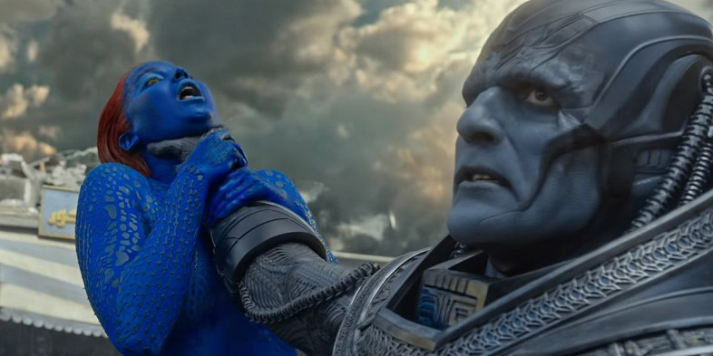 x-men - X-Men Apocalypse : 2e trailer X Men Apocalypse Super Bowl