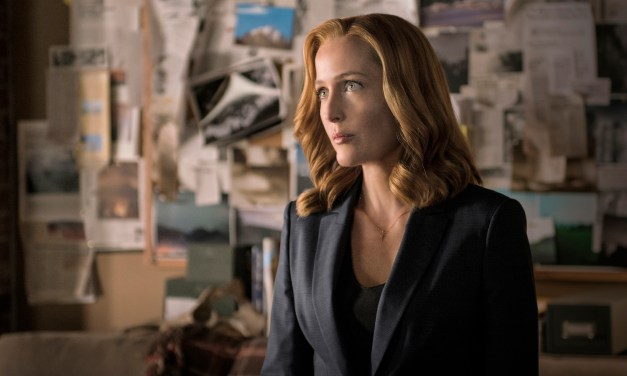 Gillian Anderson en a fini avec X-Files