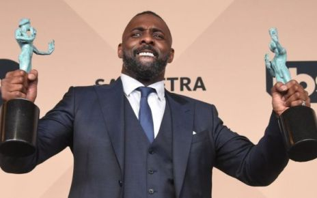 sag - Screen Actors Guild Awards 2016 : les gagnants ! idris elba sag