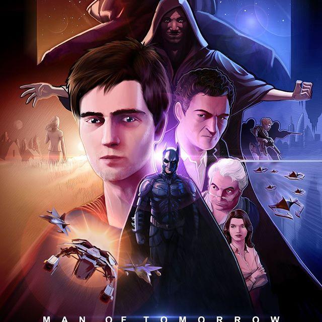 Man of Tomorrow : court-métrage où la passion est anéantie par l'excès de confiance