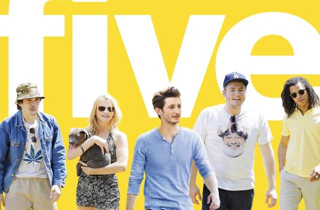 FIVE : trafic de rires