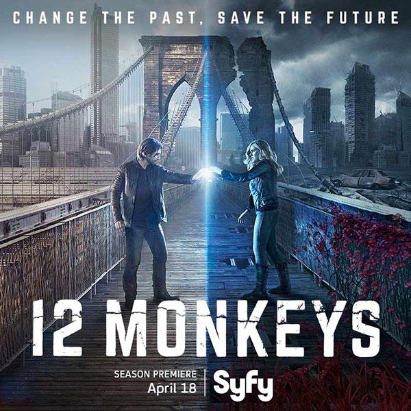12 Monkeys saison 2 dès le 3 mai en France sur SyFy