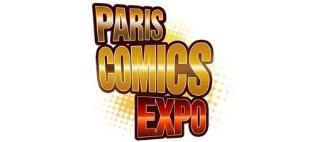 Paris Comics Expo : 15, 16, 17 avril 2016