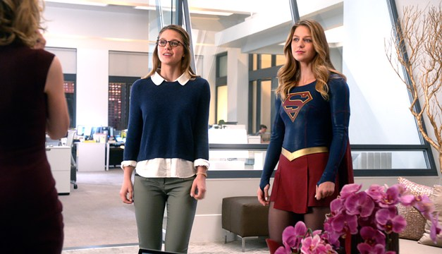 Supergirl saison 2 : nouveaux lieux de tournage et nouvelle chaine ?