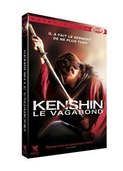 DVD KENSHIN 3D blanc