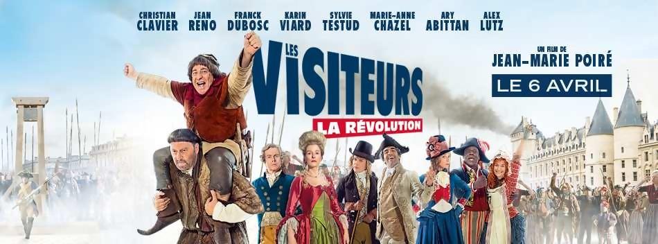 concours - Concours : gagnez vos places pour Les Visiteurs 3 les visiteurs 3 la revolution