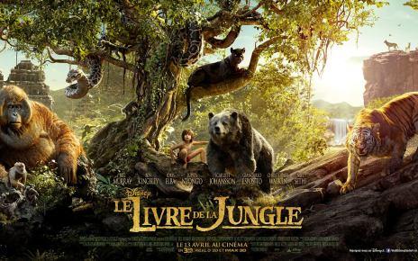 livre de la jungle