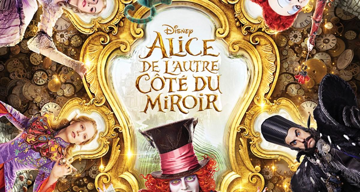 Alice de l 39 autre c t du miroir voyage ludique par del for L autre cote du miroir