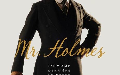 mr holmes - Mr Holmes : de l'héritage et son maniement