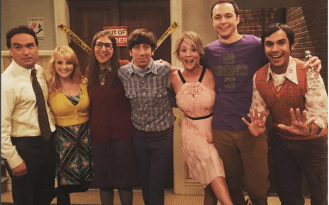 CBS - The Big Bang Theory : rengaine big bang theory tournage saison 9 debute