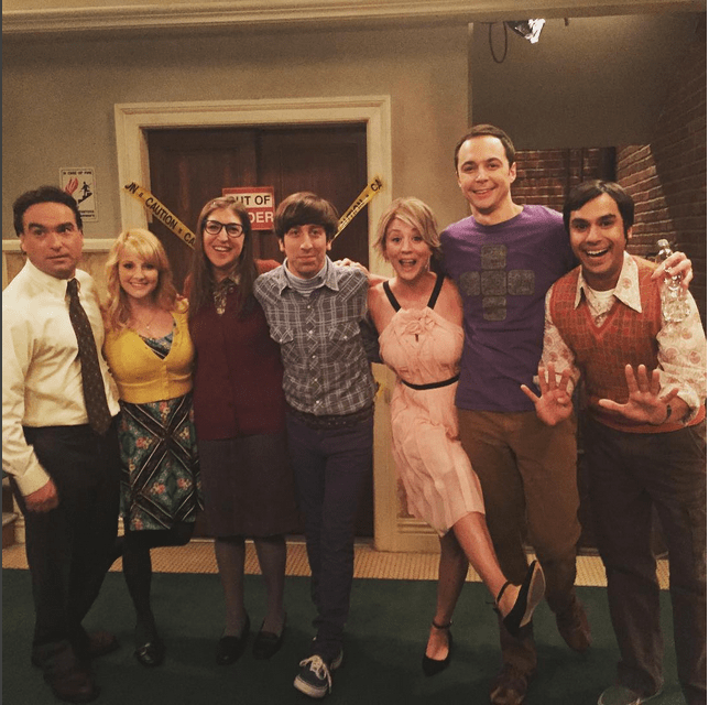 The Big Bang Theory : rengaine
