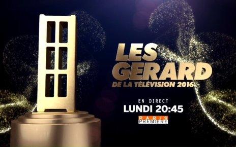 les gérard - Les Gérard de la télévision 2016 : les nominations gérard