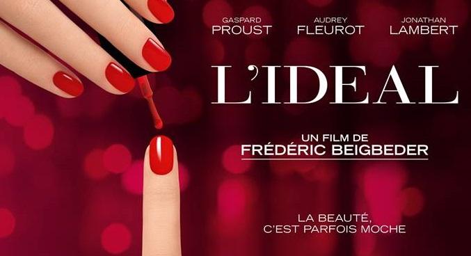 beigbeder - L'IDEAL, beau à l'extérieur, vide à l'intérieur ideal affiche 1