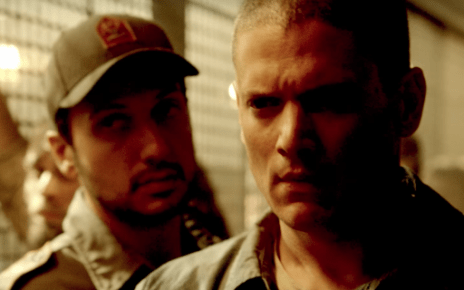 prison break - La bande annonce du retour de Prison Break