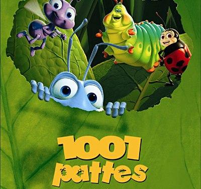 Rétro Pixar, J-15 : 1001 pattes