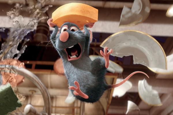 Rétro Pixar, J-9 : Ratatouille