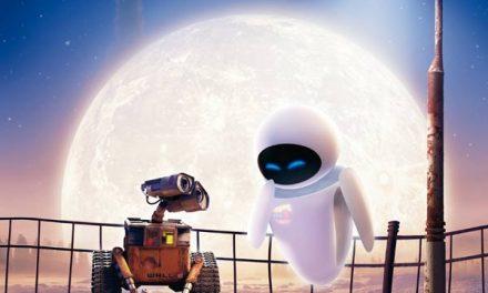 Rétro Pixar, J-8 : Wall-E