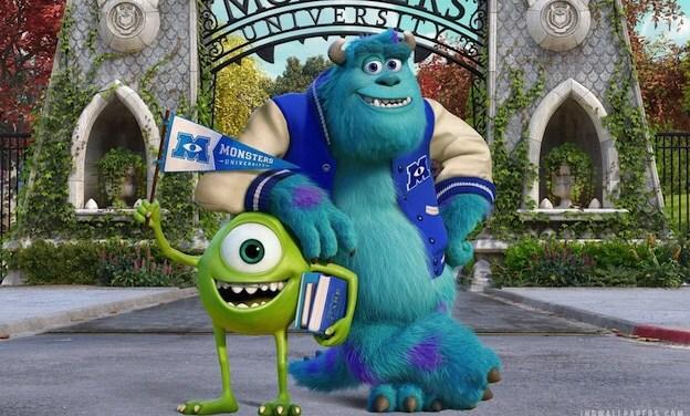 Rétro Pixar, J-3 : Monstres Academy