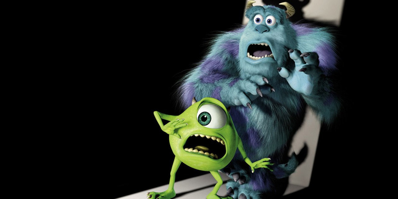Rétro Pixar, J-13 : Monstres et Cie