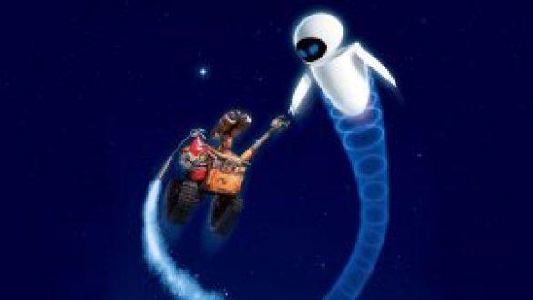 Retro Pixar Wall-e