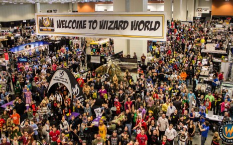 wizard world - Wizard World Comic Con Chicago : Star Wars, Walking Dead, The 100, Back to the future et X-Files wizard world