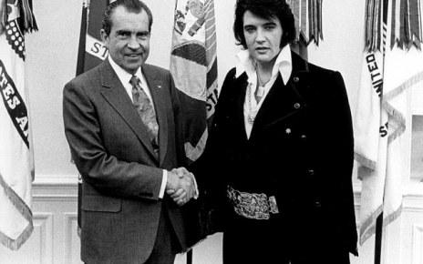 elvis and nixon - Elvis et Nixon : il était une fois en Amérique 332D60AF00000578 3539865 image m 39 1461180897103