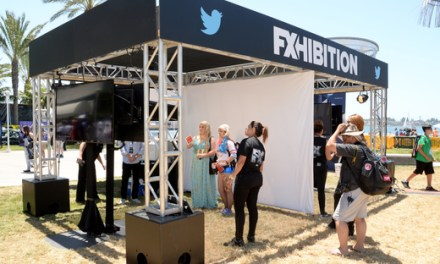 #SDCC –  FXhibition : FX met en scène American Horror Story, The Strain et bien d'autres