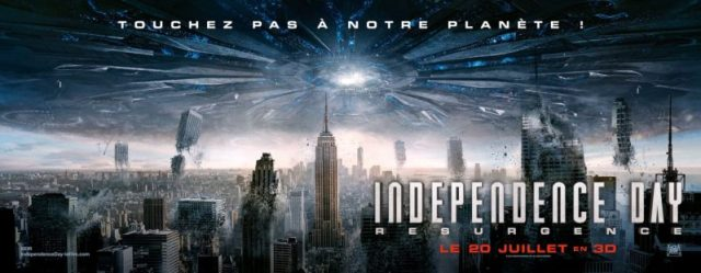 Razzie awards - Razzie Awards: les pires films de 2016 enfin nommés BORDEAUX 102x397 Independence Day BD