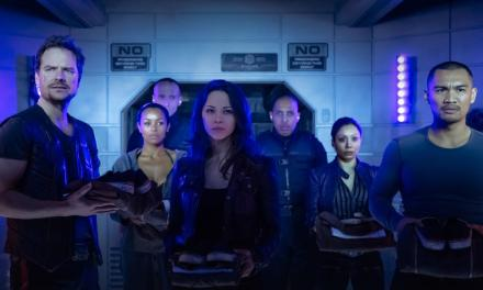 Dark Matter : pauvre science-fiction…