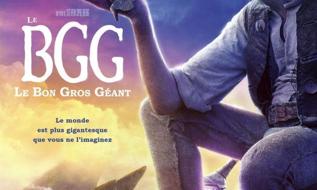BGG, Le Bon Gros Géant : Quand Spielberg nous lit une histoire