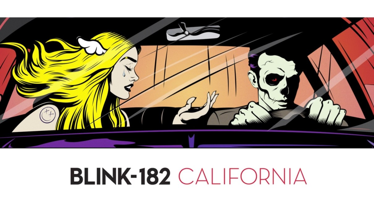 Musique - blink-182 - California : critique de l'album blink cali